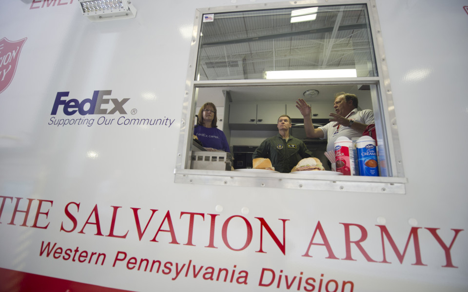 The Salvation Army Emergency Disaster Services Online ...