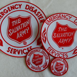 EDS Embroidered Patch: 3″, 4″, 8″, & 10″ | The Salvation ...