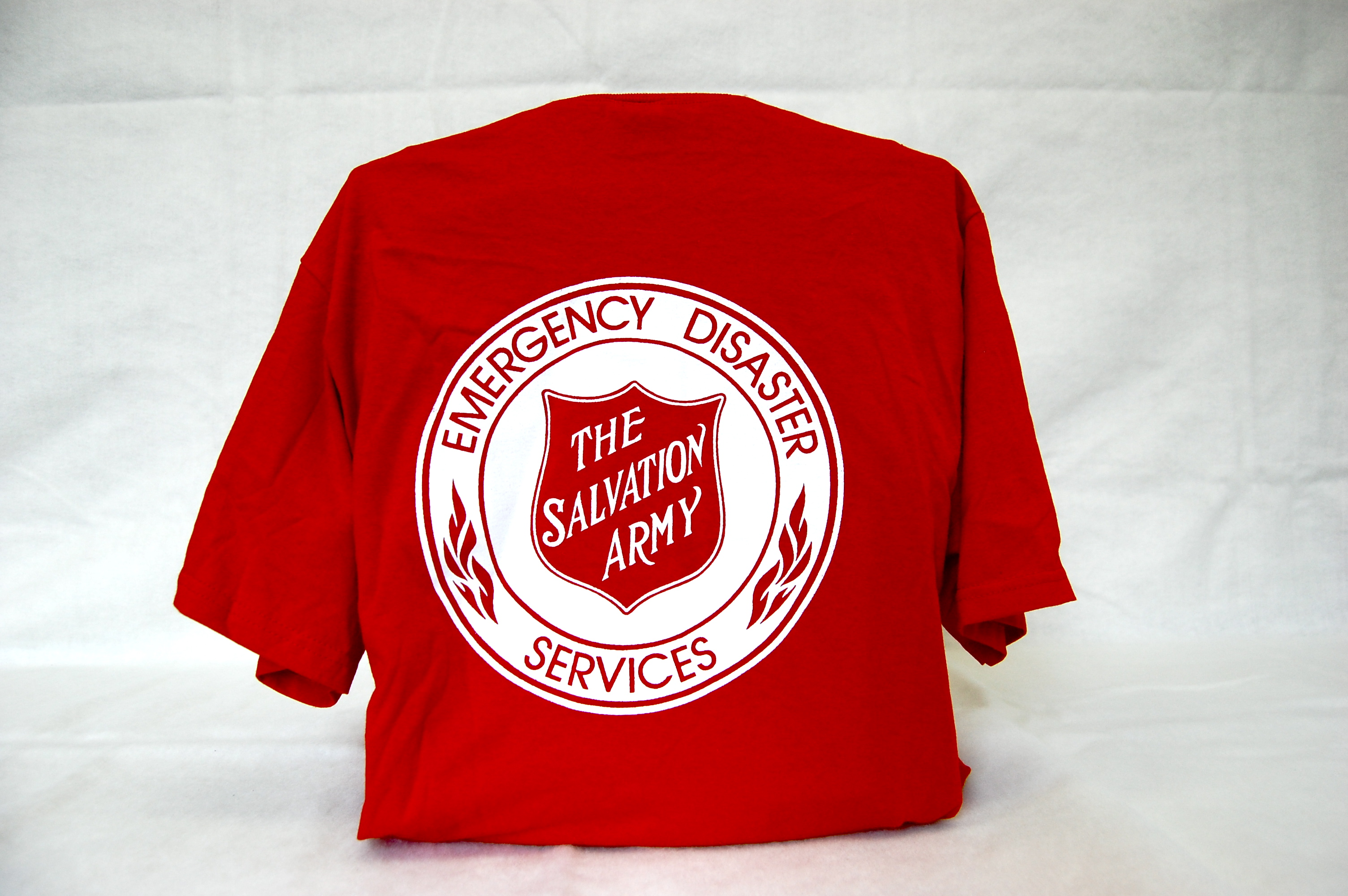 salvation army t shirt